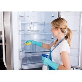 Buzdolabındaki Kötü Kokuları Gidermek ve Temizlik