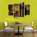 Mutfak Duvarlarına Dekorasyon ve Sanat Geliyor