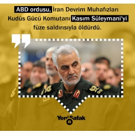 Washington Post: Aynı Gün Bir İranlı Komutan Daha