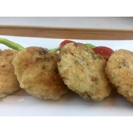 Pirinçli & Mantarlı tavuk Köftesi Tarifi