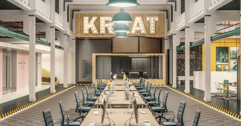 Ofis Tasarım ve Dekorasyonu