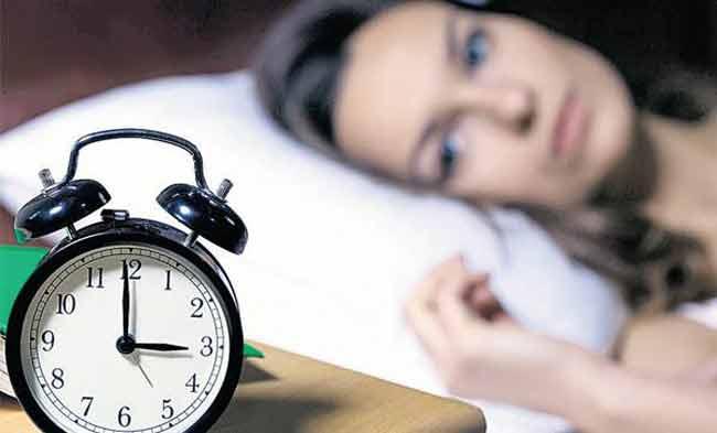 uyku hali ve uyku düzeni