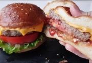 Mucizevi Enfis Hamburger Ekmeği Tarifi ve Sunumu