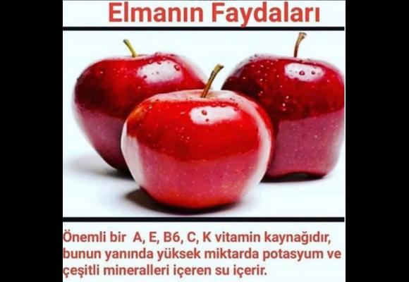 Elmanın Mucizevi Etkileri Nelerdir ?