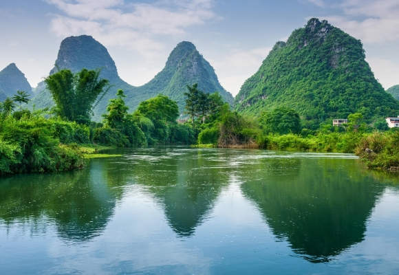 Manzara Fotoğrafları Dağlara Tepelere Paralel
